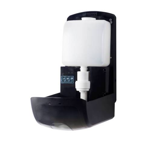 Adjustable dose 1000ml wall mounted automatic soap dispenser