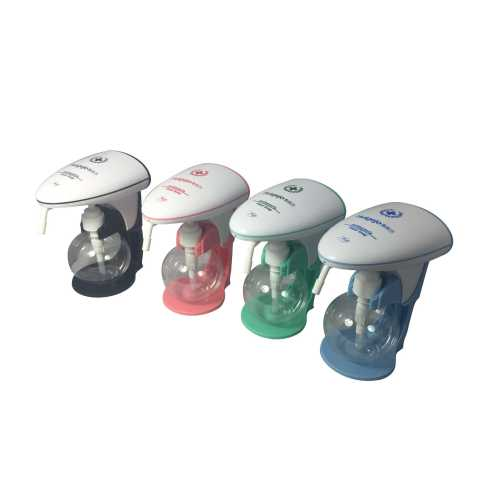 hospital hand-free water-free no-touch liquid soap dispenser