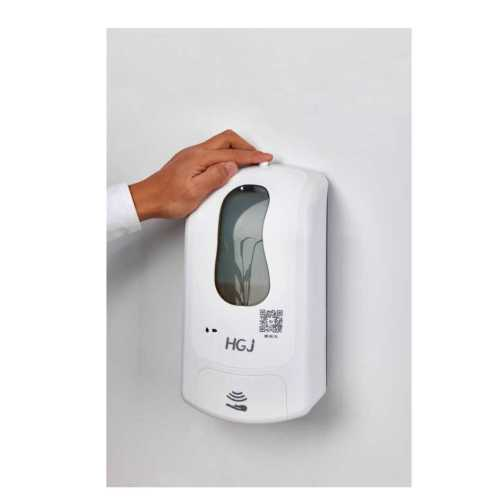 Hospital hand sanitizer dispenser wall mounted automatic soap dispenser