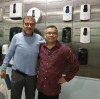 Peru customer visited our company