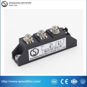 Good quality cheap price IXYS thyristor module MCC162-16io