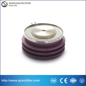 Double-sided cooling original TOSHIBA thyristor SF500U25