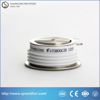 Low swich loss high frequency  GTO thyristor
