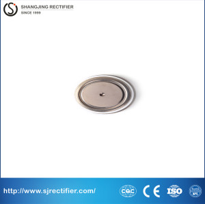 High power rectifier diode