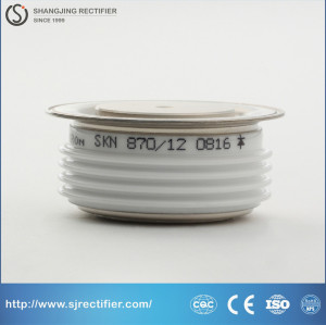 Semikron type  standard recovery diode