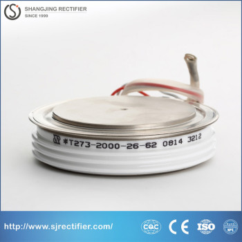 High voltage thyristor for Machine tool controls T273-2000-26