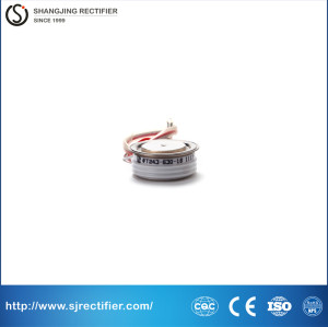 Ceramic disc type seal SCR voltage regulator T243-630-16