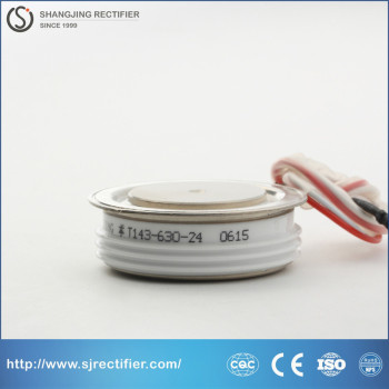 Thyristor scr for induction furnace T143-630-24