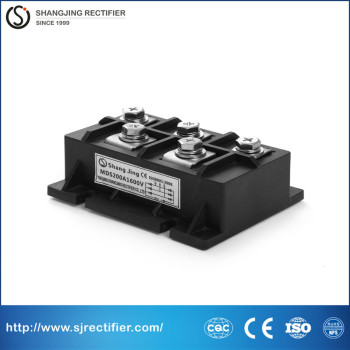Three phase diode bridge rectifier MDS200A1600V