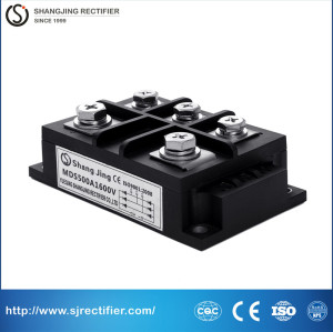 Bridge type rectifier modules MDS500A1600V