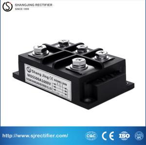 Bridge type rectifier modules MDS500A1600V