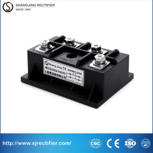 Single phase bridge rectifier module MDQ200