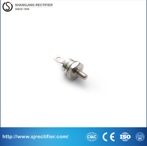 Stud cathode stud anode diode 40HF(R)