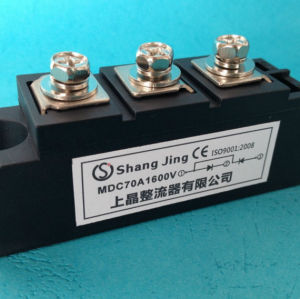 diode module for motor soft start