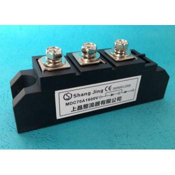 diode module for motor soft start