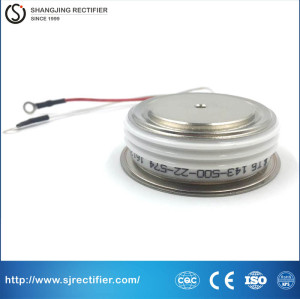 Russian  fast thyristor for machine tool controls  TB143-500-22