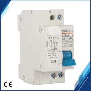 DPNL(CENB2L-32) earth leakage Circuit breaker 1P+N 25A 230V~ 50HZ/60HZ