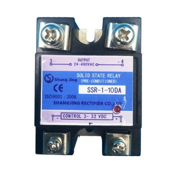 Good quality 10A solid state relay ssr