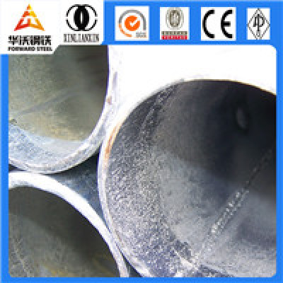 pre-galvanized steel pipe low price