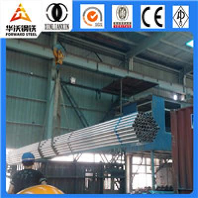 pre- galvanized steel pipe manufacturer