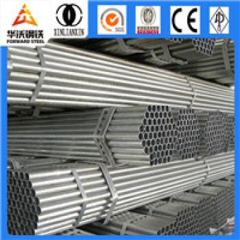 Pre galvanized round pipe/ tube astm a36 round pipe