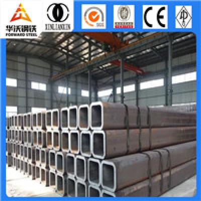 2 ×6 square steel tubing rectangular tube steel