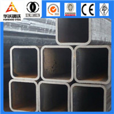 Square/ Rectangular  hollow section steel tube factory
