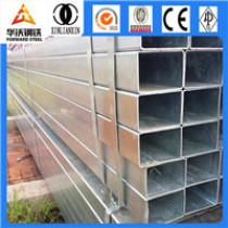 STK 400 mild steel square tube size