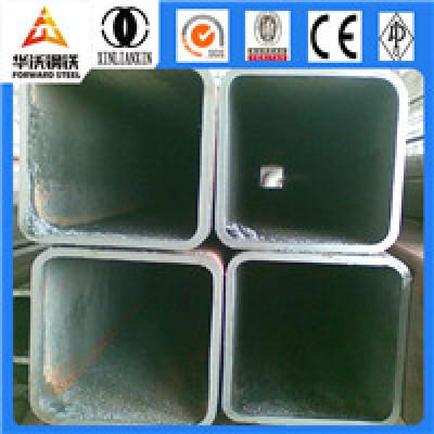 Rectangular hollow section steel tubing