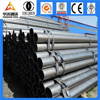 Forward Steel welded black round steel pipe