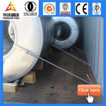 SGCC DX51D Regular Spangle Galvanized Steel Coils/GI Steel