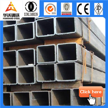 Hollow square section supplier