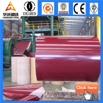 High quality PPGI & GI coated gavanized steel coil DC56D+Z hbis china galvanized steel coil