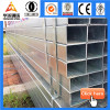 100x100mm SHS Galvanized hollow section rectangular and square steel pipe/tube