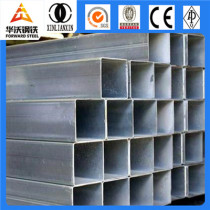 GI Pipe galvanized steel tube square steel pipe price