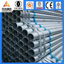 gi pipe/scafolding tube 1/2 inch hot dip galvanizing pipe