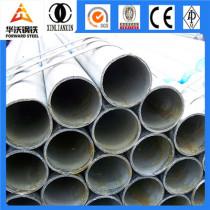 scafolding erw pipe groove end erw sch40 fire fighting steel pipe