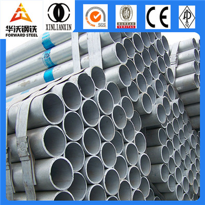 Factory direct sales scafolding erw pipe with resonable price