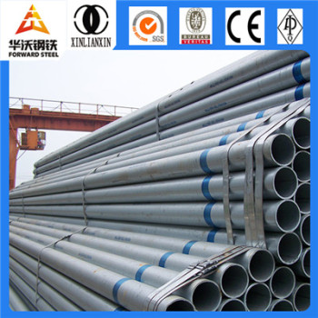 a53 gr.b hot dipped galvanized scaffolding steel tube