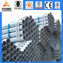 Supply hot-galvanized steel tube scaffolding tube
