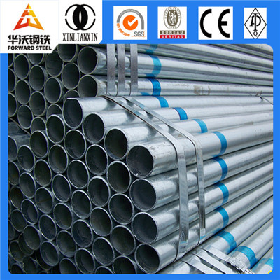 Q235 scoffolding steel tube export Tailand
