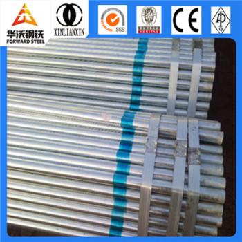 Forward Steel hot dip galvanized 200mm diameter steel pipe