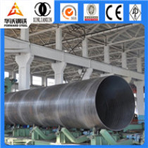FORWARD STEEL Thin wall low carbon welded spiral steel pipe on sale
