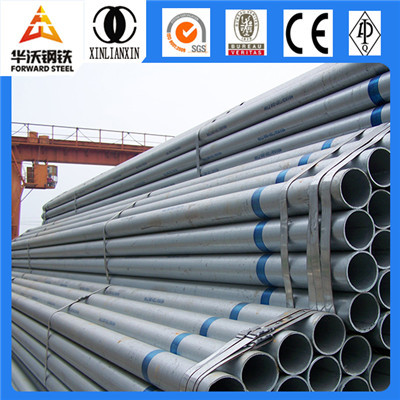 Forward Steel CS Hot Dip Galvanized Steel Pipe max 800mm