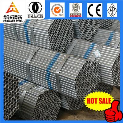 Forward Steel Galvanized pipe scaffolding pipe standard BS1139 /BS EN39