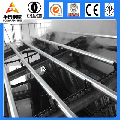 pre-galvanized steel pipe with high quality