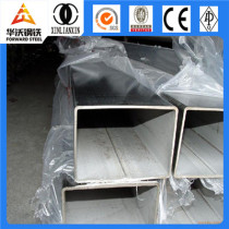 Structure Pipe Application and CE Certification Galvanized Square Steel Tube