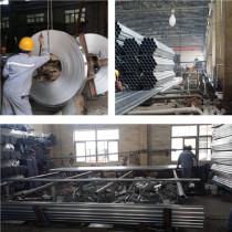 Forward Steel Q195 Q235 Q345 Hot Dip Galvanized Steel Pipe