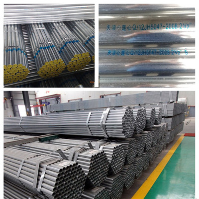Forward Steel bs 1387 hot dip galvanized steel pipe sellers
