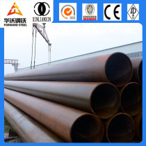 FORWARD STEEL best selling black astm a36 carbon steel round tube for construction